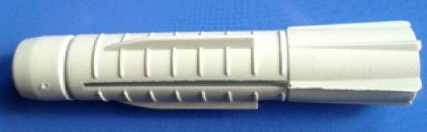 Universaldübel mit Kragen Polyethylen Dübel Mehrzweckdübel Allzweckdübel Duebel